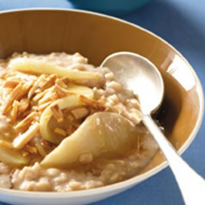 Divine Apple And Spice Porridge