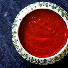 Mexican Red Chili Sauce