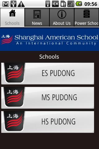 Shanghai American School PD