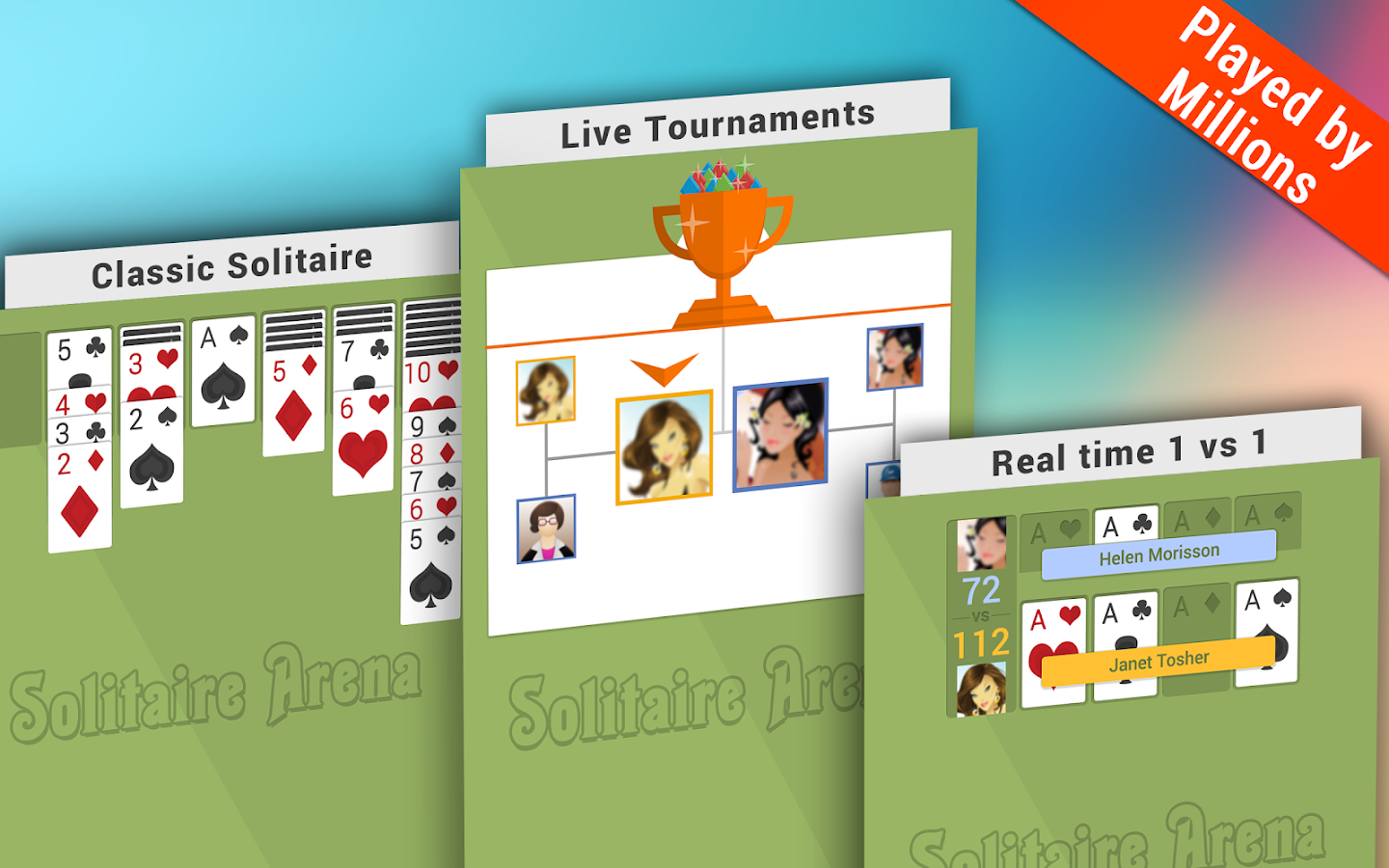 Solitaire Arena Screenshot 5
