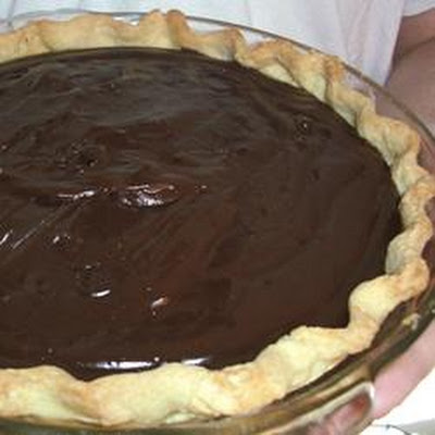 Double Chocolate Pie