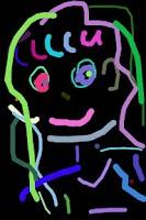 Screenshot of Kids Paint