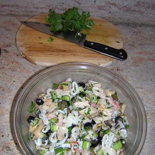 Christmas Shrimp Salad Recipes