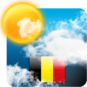 Cover art Weather for Belgium + World
