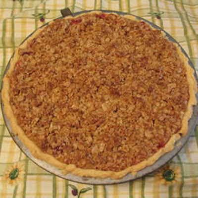 Cranberry Apple Pie III