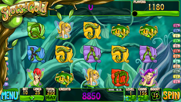 Screenshot of Slots of Gold