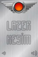 Screenshot of Lazer Kesim