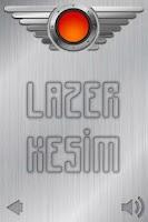 Screenshot of Lazer Kesim