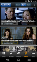 Screenshot of Reality TV News - NewsFusion