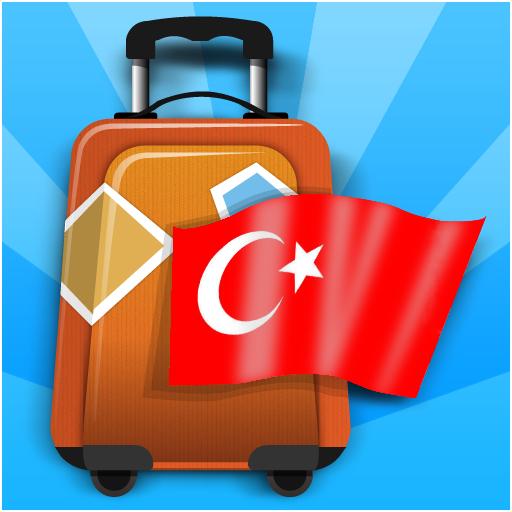 会話帳トルコ語 旅遊 App LOGO-硬是要APP