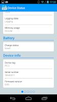 Screenshot of LogChart-NFC