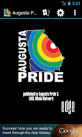 Screenshot of Augusta Pride