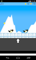 Screenshot of snow penguin games