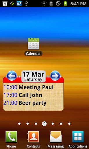 Next Events