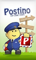 Screenshot of Postino - Postcards