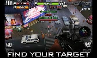Screenshot of CONTRACT KILLER