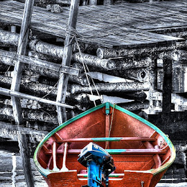 by Richard Young - Transportation Boats