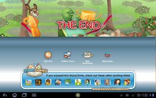 Screenshot of Tortoise & the Hare FREE