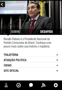 Renato Rabelo - screenshot