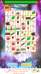 Candy Match Race - screenshot