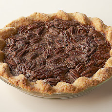 Rich Chocolate Pecan Pie