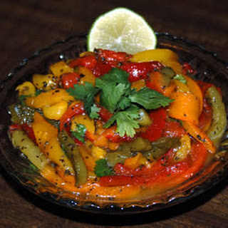 Marinated Peppers Recipes