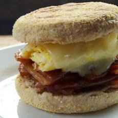 Bacon-Egg English Muffin