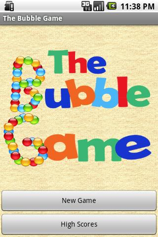The Bubble Game Ad Free