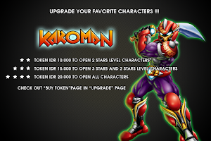 Screenshot of Karoman Begins
