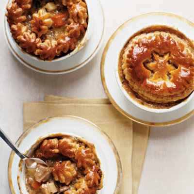 Individual Pork Potpies