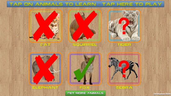 Sound Puzzle With Animals Free - screenshot