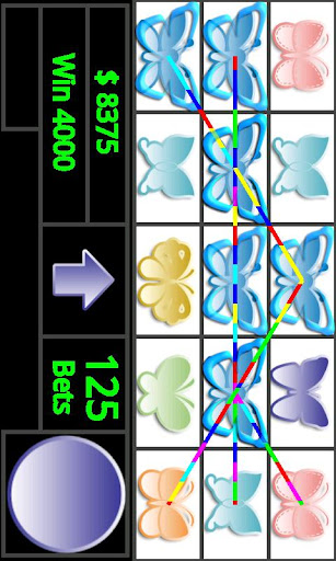 【免費紙牌App】A8 Slot Machine Butterfly-APP點子