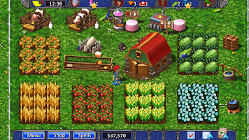 Screenshot of Fantastic Farm: Maggie's Story