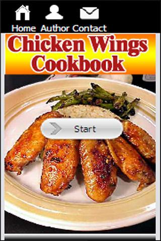 Chicken Wings Cookbook