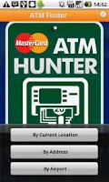 Screenshot of MasterCard ATM Hunter