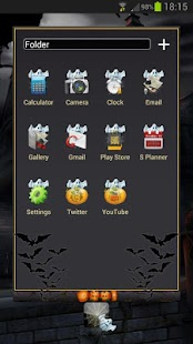 How to get Next Launcher Halloween Theme 1.04 apk for bluestacks