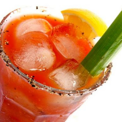 The Ultimate Fully-Loaded Bloody Mary