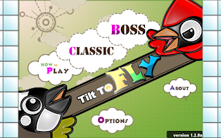 Screenshot of Tilt to Fly!