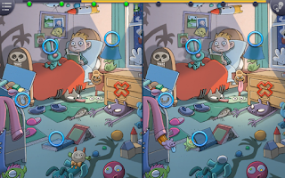 Screenshot of Spot The Differences