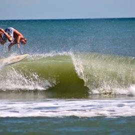 by Cathi Gardner Winborne - Sports & Fitness Surfing (  )
