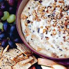 Blue Cheese Dip with Pecans