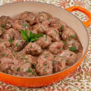 Swedish Meatballs With Rich Gravy CBC Best Recipes Ever