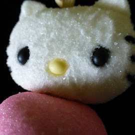 Hello Kitty candy by Patricia Vleeming - Food & Drink Candy & Dessert