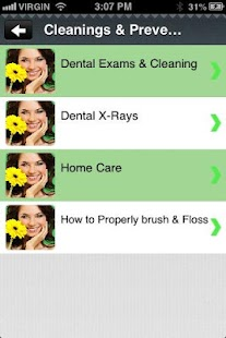 Reliance Dental-Doctor Chandy - screenshot