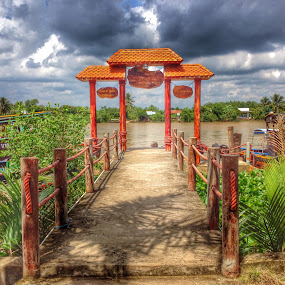 Mekong Port by Akiro Mahilom - Instagram & Mobile iPhone