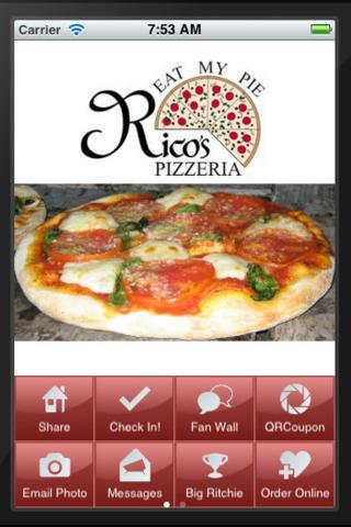 Rico's Pizzeria Gulfgate
