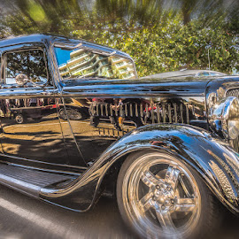 Reflections by Esther Visser - Transportation Automobiles