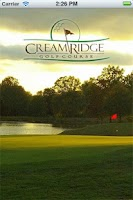Screenshot of Cream Ridge Golf Course