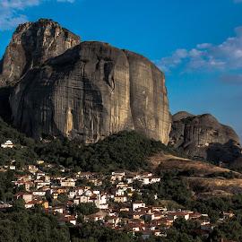 Meteora  Kalambaka by Iulian Ciobanu - Buildings & Architecture Homes (  )