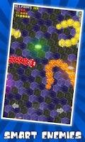 Screenshot of Crazy Snake